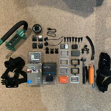 GoPro Hero 3 Silver With Screen & Loads Of Mounts & Accesories