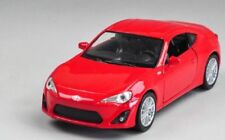 Welly 1:34 Toyota 86 Pull Back Diecast Model Sports Racing Car Toy NEW IN BOX