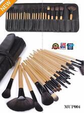 24 Pcs Professional Make Up Brush Set Foundation Brushes Kabuki Makeup mup004