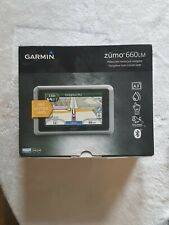 Garmin Zumo 660LM Navigation System with Motorcycle Accessories