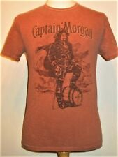 retro CAPTAIN MORGAN RUM Lucky Brand T-shirt