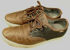 Mens VANS lace up sk8 shoes size 10.5  VGUC (C2)
