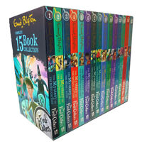 Enid Blyton Complete Mystery Series 15 Books Collection Pack The Find-Outers NEW