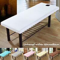 190 x70cm Beauty Massage Bed Cover Table Fitted Polyester Spa Salon Couch