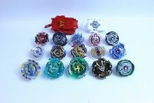 TAKARA TOMY Beyblade Burst lot of 15 bey & 2 Launchers set 8 JPN