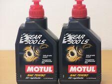 14,80€/l  Motul Gear 300  LS  SAE 75W-90 2 x 1 L  GL-5 gear oil