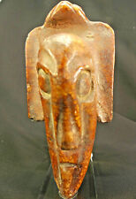 X-RARE Ancient Chinese Jade Falcon Carries Departed Soul to Heaven w/Translation