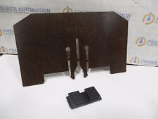 SIEMENS, 3NX2023,  BARRIER FUSE BASES FOR A SIEMENS SIZE 00, CLIP INCLUDED PER P