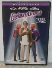 Galaxy Quest (Dvd, 2000 ) Rare Tim Allen 1999 Comedy Mint Disc