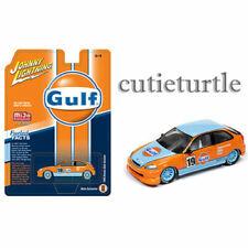Johnny Lightning 1998 Honda Civic #19 1:64 Gulf Livery JLCP7192