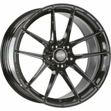 OZ RACING LEGGERA HLT GLOSS BLACK ALLOY WHEEL 18X8 ET45 5X120