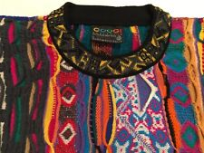 Coogi - L - Vintage Crewneck Wool Sweater