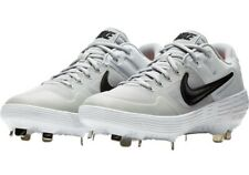 NIB Nike Alpha Huarache Elite 2 Low Mens Sz 13 Baseball Cleats Grey AJ6873-002