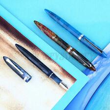 New Penbbs 480 Fountain Pen Converter Pen Fine (F)  Nib 0.5mm Resin Pens # * #