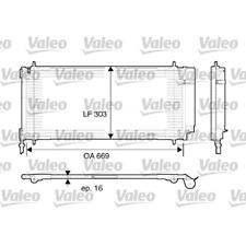 Kondensator Klimaanlage - Valeo 817740