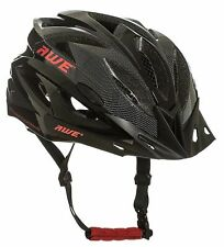 AWE® AWEAir™ In Mould Adult Mens Cycling Bicycle Bike Helmet 58-61cm Black/Red
