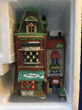 Dept 56 Christmas In The City Dorothy's Dress Shop 5974-9 #2,884 Ltd. Edt.
