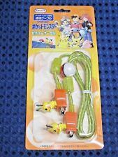 RARE! Game Boy Pocket Color Link Com Connect VS Cable GB Nintendo Pokemon Pichu