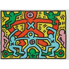 KEITH HARING - Untitled, 1985 Lot 85