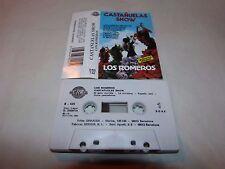 LOS ROMEROS - K7 audio / tape !!! CASTANUELAS SHOW !!!