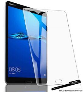 """Film de protection 2.5D Verre trempé pour Huawei MediaPad M3 Lite 8"""""""