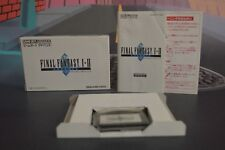 FINAL FANTASY I II ADVANCE GBA GAME BOY ADVANCE JAP JP JPN