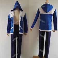 Anime Zero no tsukaima Hiraga Saito Jacket Coat Cosplay Costume and trousers