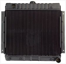For Dodge B100 Van D200 W100 W300 Pickup Plymouth PB100 Radiator APDI 8010511