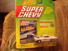 Johnny Lightning Chevy Impala Z-11 Alan Green Chevrolet Drag Car Mint!