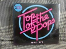 Top Of The Pops 1975-1979 - Various Artists 3xCD - New/sealed Free uk postage