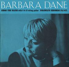 Barbara Dane - Barbara Dane Sings the Blues [New CD]