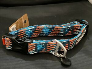 Arcadia Trail Blue Paracord rope adjustable Collar