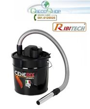 Aspiratore/Aspiraceneri 800W 18lt. funzione soffiatore Ribitech CENERIX PRCEN003