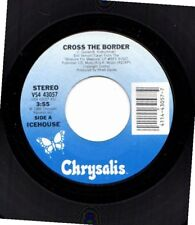 ICEHOUSE CROSS THE BOARDER/FLAME 45RPM VINYL