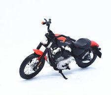 Maisto Modèle Réduit de Moto Miniature Harley Davidson 2007 XL 1200N Night 1/18