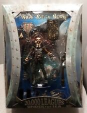"2001 Mezco toys- "" WAVE RIDER NEMO"" 20,000 Leagues under the Sea SEALED VHTF"