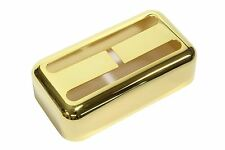 Humbucker size Filtertron® pickup cover Gold plated fits Lollartron