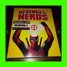 NEW - Revenge of The Nerds - DEADPOOL Photobomb Edition w/ Deadpool 2 MovieCash
