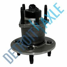 New REAR Wheel Hub and Bearing Assembly for Cobalt G5 Ion Pursuit 4 Bolt w/ ABS