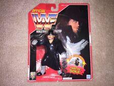 WWF Hasbro MOC Undertaker Figure, Red Card Series 8,  WWE