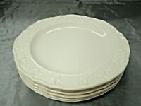 "Vtg Canonsburg Pottery AMERICAN TRADITIONAL Set of 6-6"" Bread Dessert Plate USA"