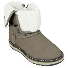 Chaussures marrons en cuir pour fille de 2 à 16 ans, pointure 36