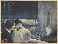 Original Vintage Poster French H. Gray Retour de Jerusalem 1903 Theatre Jewish