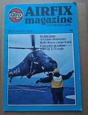 Airfix Magzine For Modellers-1979-A-1 Class Destroyers-Rolls Royce Cargo Truck