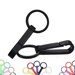 Plastic Snap Hook Buckles With O Ring For Backpack Curtains Blinds Cord Masks