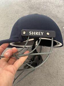 Youth Shrey Cricket Helmet 54-57cm Mint Condition