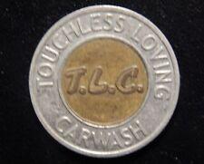 T.L.C. TOUCHLESS LOVING CARWASH $1 TOKEN!    WW329XXX