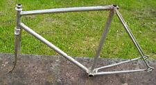 telaio bici corsa vintage eroica 1960's forcellini campagnolo