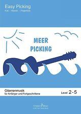 Meer Picking, by Mike Ohardy,NOTEN-TAB-CD,Folk Fingerstyle, Hanika