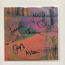 THE HISTORY OF APPLE PIE - TAME HAND SIGNED CD AUTOGRAPHED + MALLORY 7'' Vinyl.